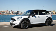 2015 MINI Countryman headed to New York - report