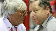 Ecclestone, Todt, in Morocco for touring car race