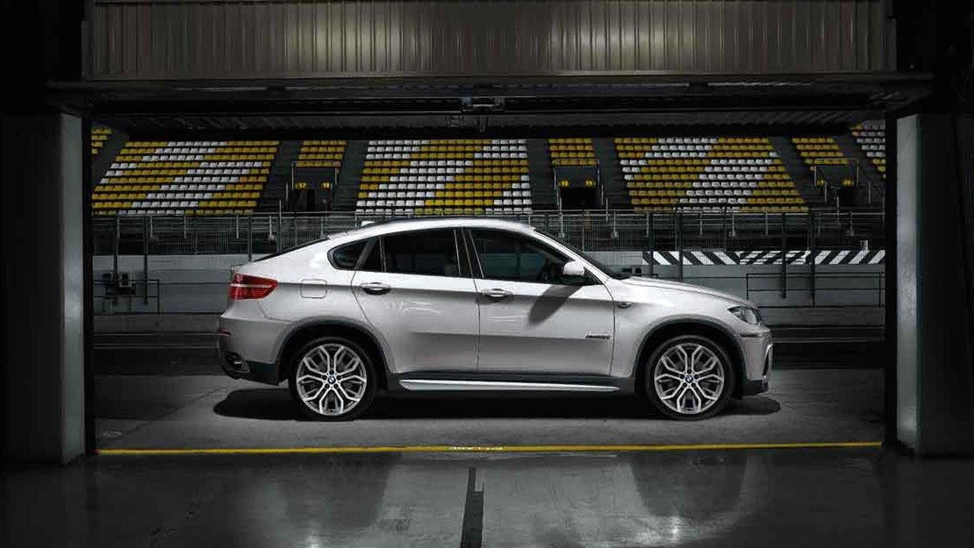 BMW X6 Performance Unlimited special edition revealed for Japan