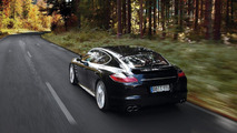 TechArt power kit for Panamera Turbo adds 80 PS at the push of a button