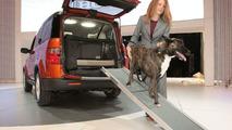 Honda Element dog friendly concept