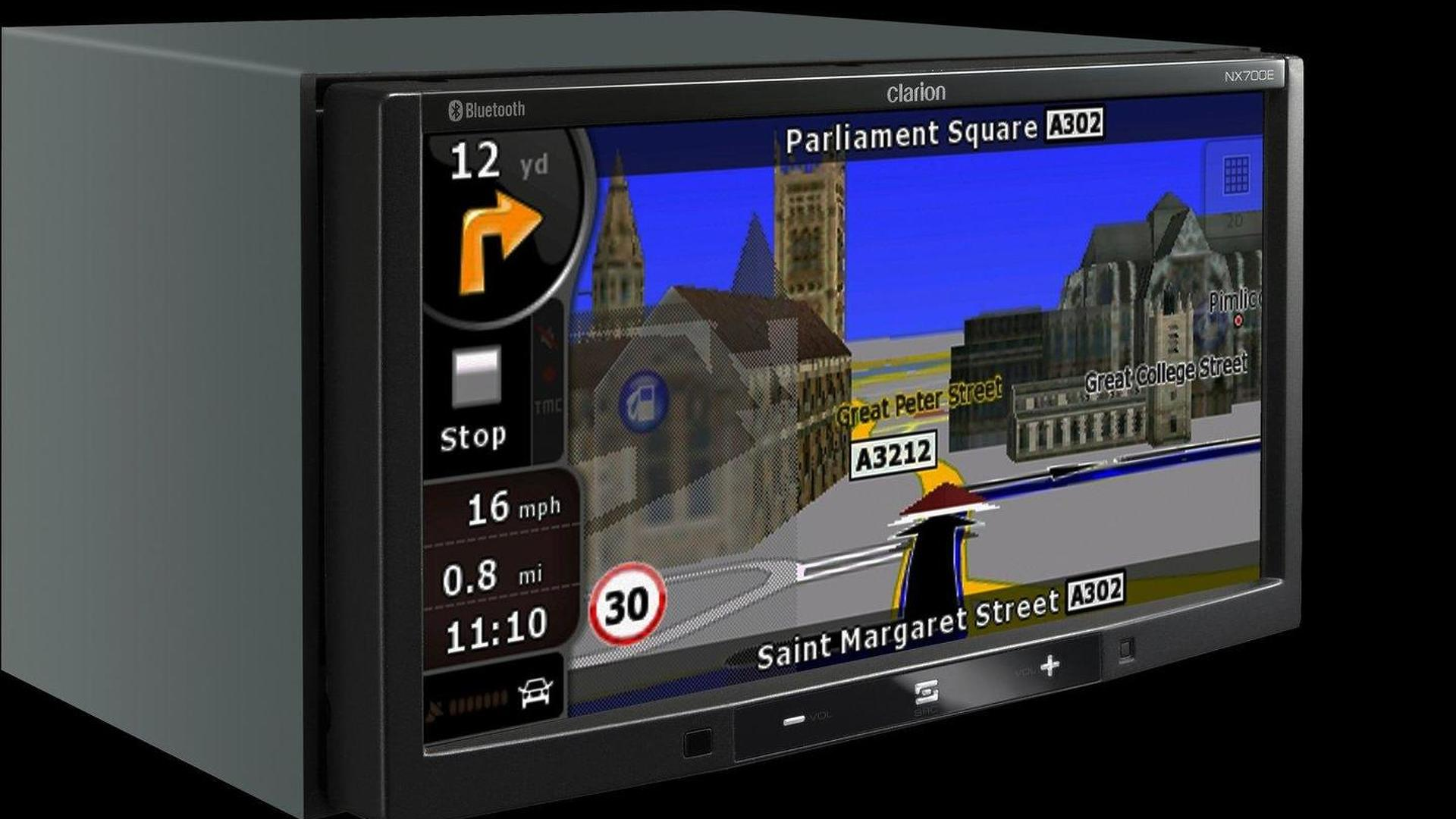Nokia and Clarion working on next-generation smartphone integrated infotainment car systems