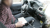 2012 BMW 3-Series interior spied 18.11.2010