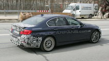 2011 Alpina B5 first spy photos 30.03.2010