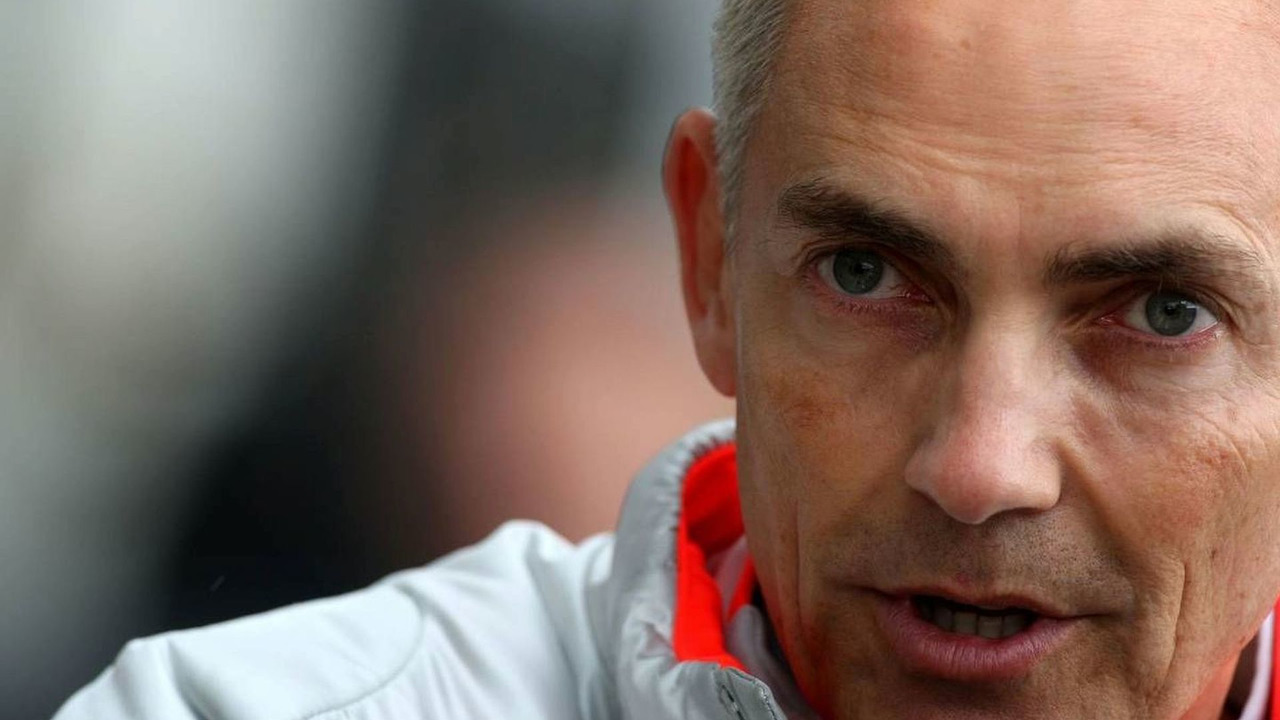 Martin Whitmarsh, McLaren, Chief Executive Officer, German Grand Prix 10.07.2009