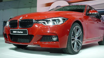2015 BMW 3-Series facelift goes official with three-cylinder engine and hybrid version