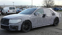 Lincoln Continental prototype still wears full body camo in latest spy shots