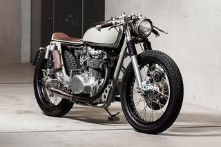 Vagabund Gave This Honda CB450 New Life and a New Look