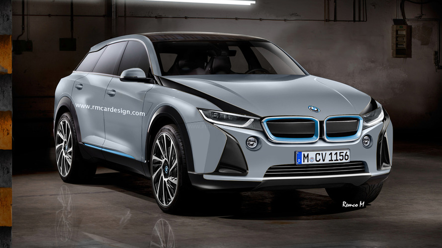 BMW i5 arriving in 2020 with range extender option