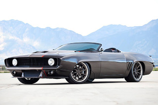 "This ""Bad Company"" 1969 Camaro Looks Frighteningly Good!"
