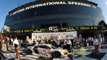 In 2013, Audi scored its first of two Daytona 24h class wins so far with the Audi R8 GRAND-AM