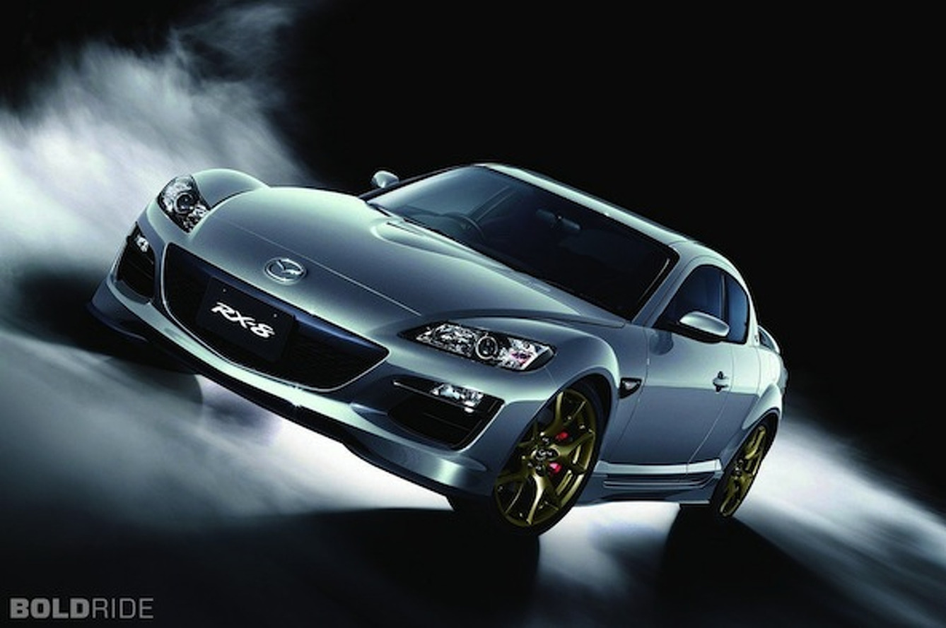 Mazda Commits to Future Rotary, RX-7 in the Works?