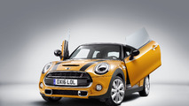 Minis now easier to live with thanks to scissor doors