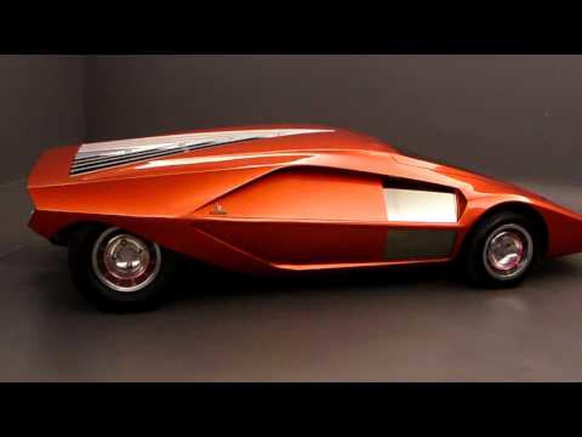 Car Guy Tour 10 Lancia Stratos Zero