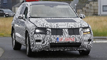 Latest Volkswagen Tiguan spy shots show slightly more details