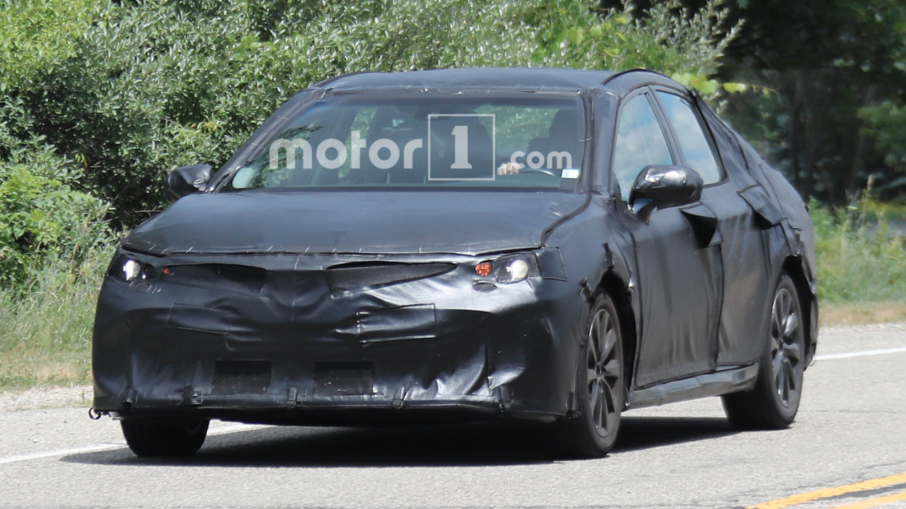 Thread spied next generation toyota camry