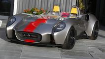 Jannarelly Design-1 Prototype Reveal in Dubai