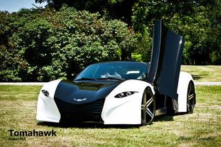Dubuc Tomahawk EV Looks to Fight Tesla