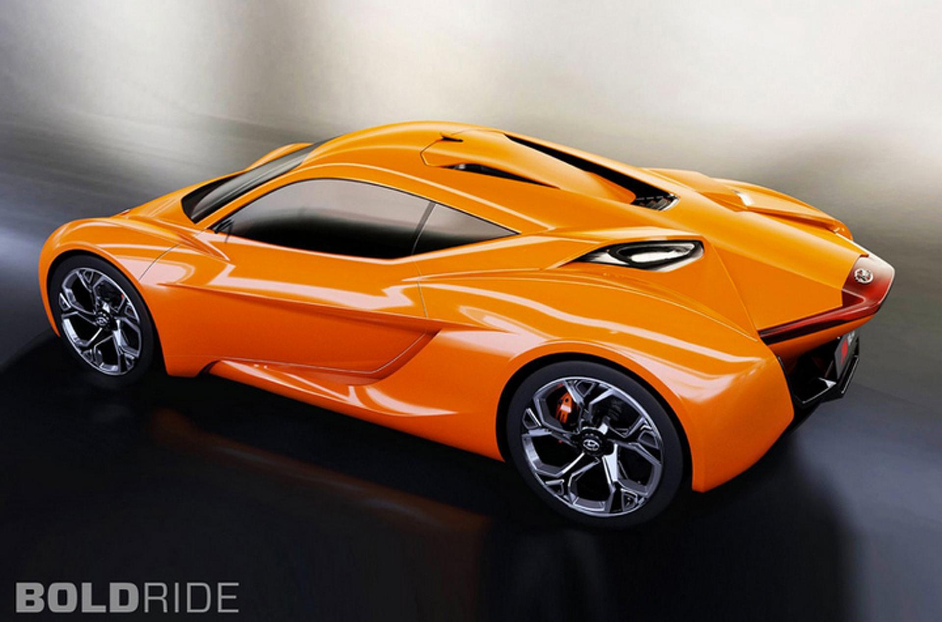 Hyundai Considers a New Small Sportscar