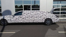 Mercedes-Benz to rival Rolls-Royce with $1M S-Class Pullman – report