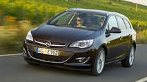2014 Opel Astra 11.11.2013