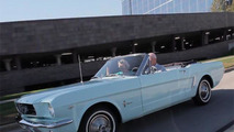 For the history: meet the first Ford Mustang ever sold [video]