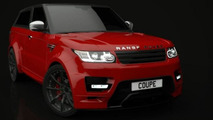 AJP Design Range Rover RS Sport Coupe previewed