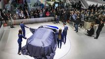 Cinq voitures de sport attendues à Paris en Octobre