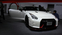 Nissan GT-R Nismo N-Attack Package live at Tokyo Auto Salon / IndianAutosBlog