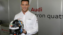 Caterman confirms Lotterer for Spa