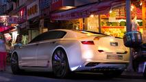 Qoros intern designs 9 Sedan concept as flagship model [video]