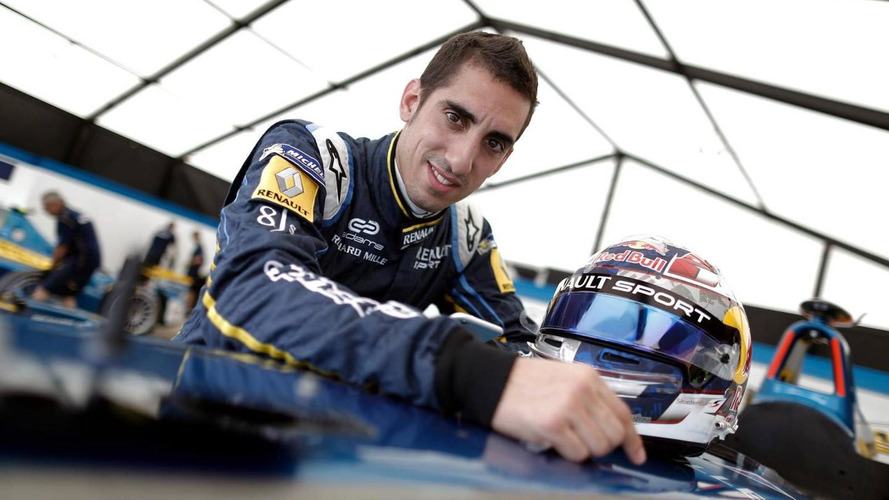 Buemi stays as Red Bull reserve