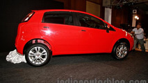 Fiat Punto Evo facelift (Indian-spec)