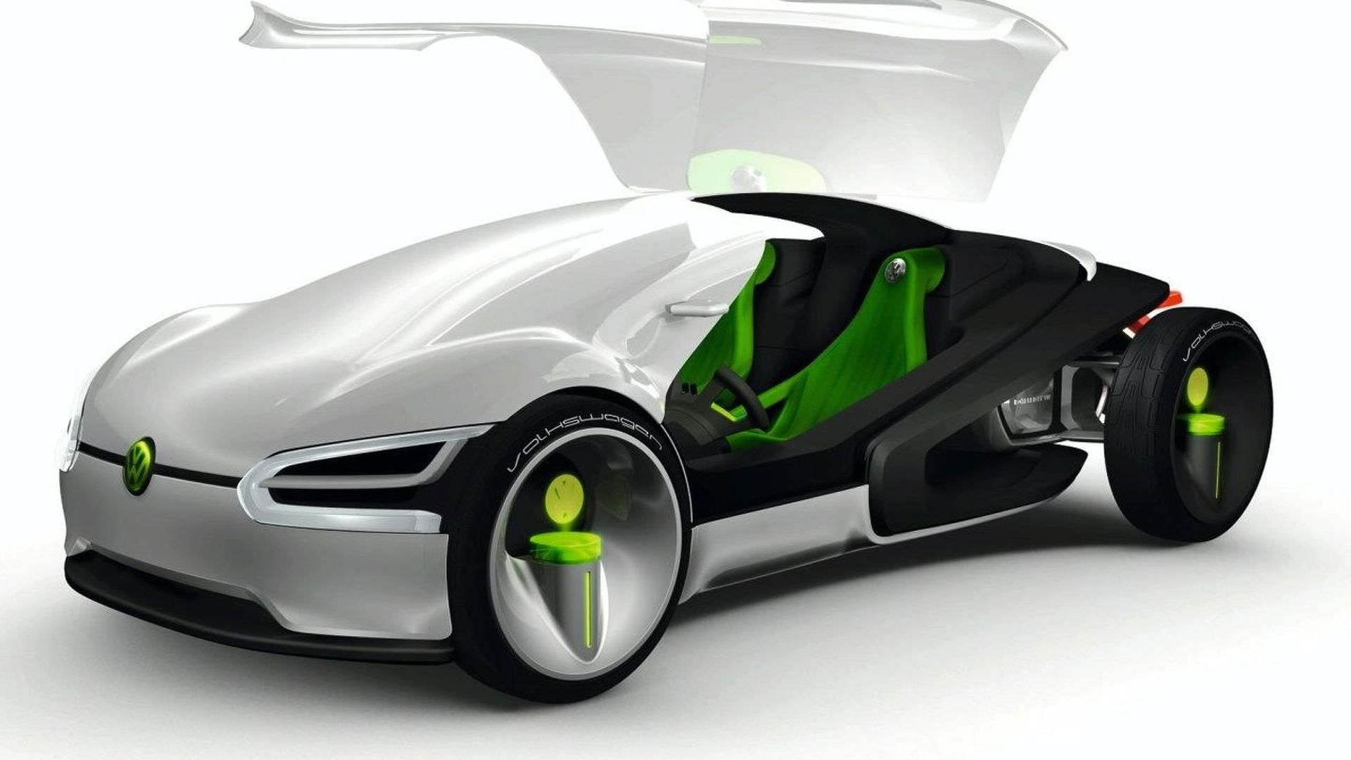 VW Presents Three Concepts for the Year 2028
