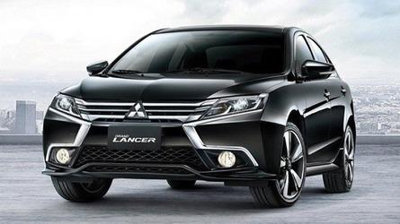 Mitsubishi Lancer dará lugar ao Grand Lancer nos próximos dias