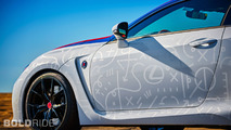 Lexus RC F LA Clippers Edition