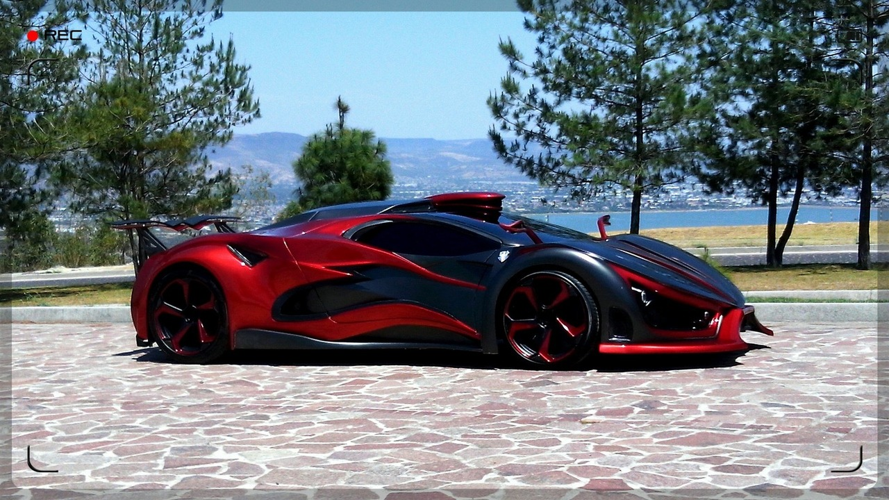 Inferno Exotic Car 2017 >> Inferno 1,400-hp hypercar preparing for production with $2.1M price tag