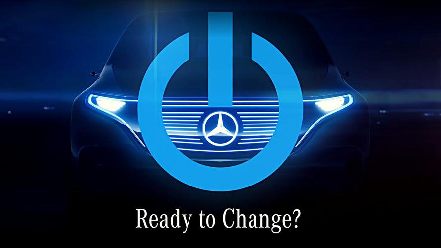 Mercedes-Benz teases Paris-bound EV in colorful video