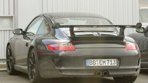New Porsche GT2 and GT3 RS First Photos