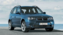 Original BMW Accessories for the X3