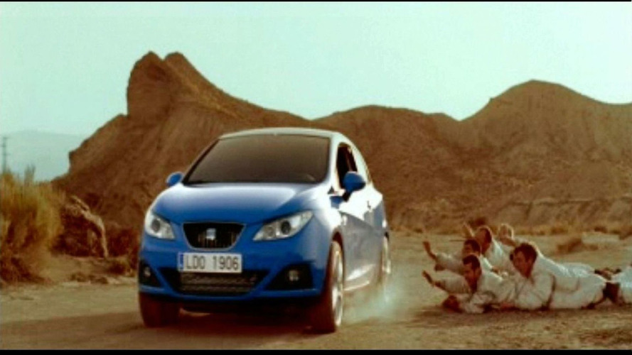 SEAT Ibiza SC Cinema Advert Shows a Bird