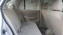2007 Nissan Versa Hatchback Interior