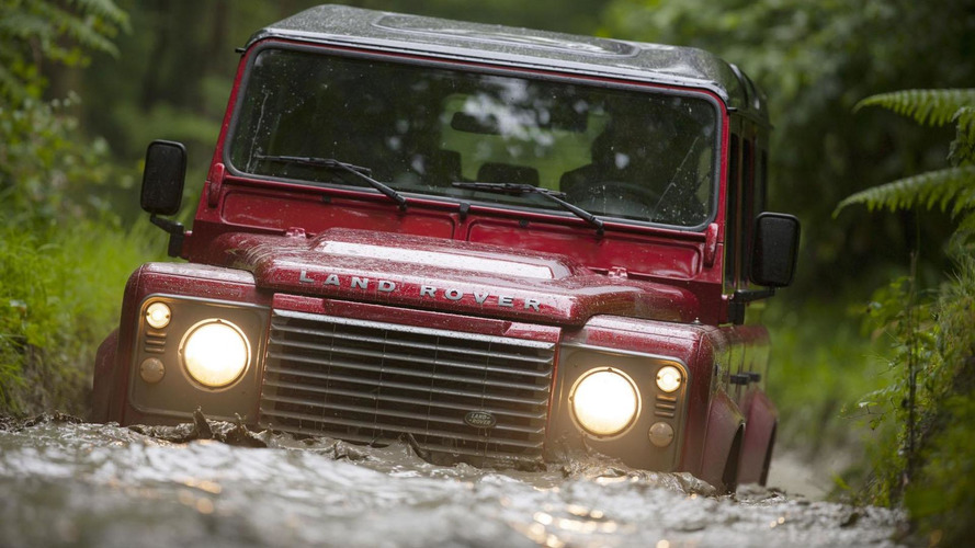 Land Rover says Defender comeback reports are false