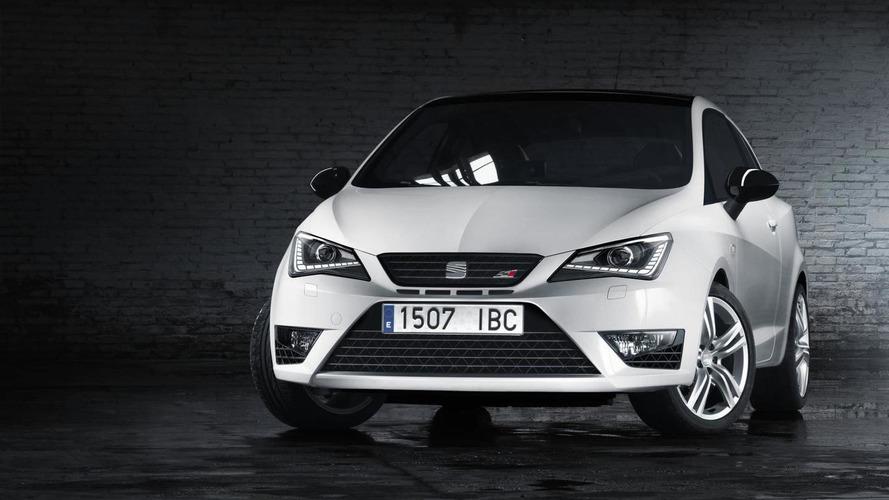 2013 Seat Ibiza CUPRA revealed
