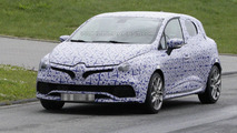 2013 Renault Clio RS and Clio Sport first spy photos
