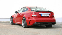 Supercharged Mercedes C63 AMG Black Series by VÄTH with 756 HP