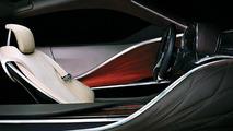 Lexus teases Detroit concept for a second time