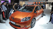 Toyota Auris TRD Supercharged revealed in South Africa