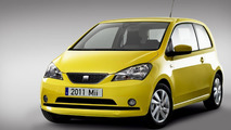 Seat unveils the Mii - another sibling to VW up! [video]