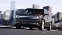2013 Ford Flex facelift unveiled
